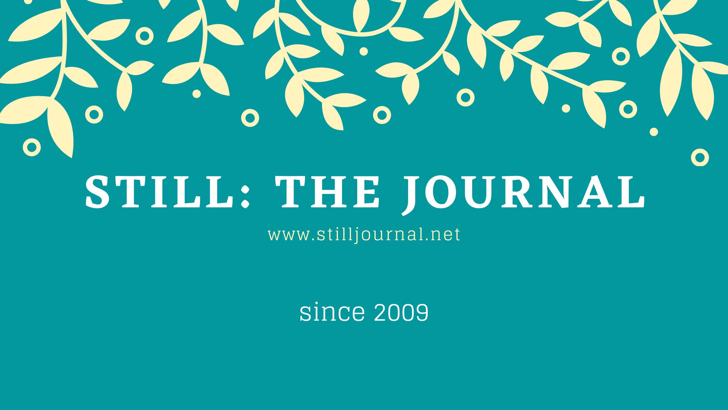 Still: The Journal